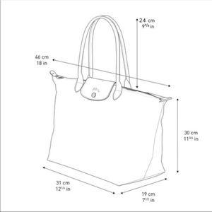 Longchamp Bags - BNWT Longchamp Le Pliage Tote